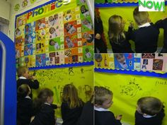 personalising displays