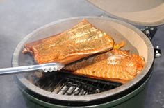 How to: Cedar-Planked Salmon   The Hot Line July 2013 Canada Day | Barbecues Galore