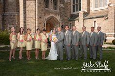 #Michigan wedding #Mike Staff Productions #wedding details #wedding photography #wedding dj #wedding videography #bridal party #wedding photo ideas