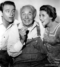 The Real McCoys - 1957 -1963. Richard Crenna, Kathleen Nolan & Walter Brennan