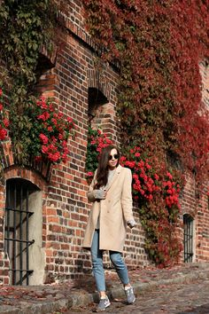 Camel coat, autumn vibes http://justherfashion.blogspot.com/