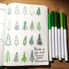 Read information on DIY Christmas Cards Christmas Doodles, Diy Christmas Cards, Christmas Art, Xmas, Diy And Crafts, Crafts For Kids, Arts And Crafts, Paper Crafts, Bullet Journal Ideas Pages