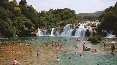Cinemagraphs of Summery Landscapes in Croatia – Fubiz Media