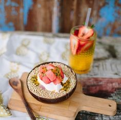 Are you on the hunt for the perfect acai bowl? We certainly love to devour these delicious bowls on a warm day like today! We've wrapped up Brisbane's Best Acai Bowls in our 2017 edit if you haven't already checked it out visit our website now - link in bio! #brisbanesbestacaibowls #acaibowl #acai #brisbanesbest #missblisswholefoods #refreshing  via FASHION TRENDS on INSTAGRAM -Celebrity  Fashion  Haute Couture  Advertising  Culture  Beauty  Editorial Photography  Magazine Covers…