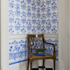 Wallpaper Love: Cole & Sons Folie Collection | The English Room