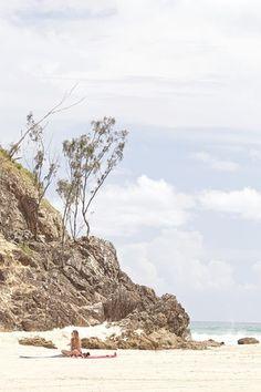 'Stay A While' (Byron Bay, Aust.) avail as large framed print @katecollingwood.com.au