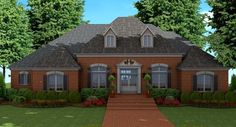 Clarington House Plan