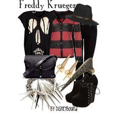 Halloween style: Freddy