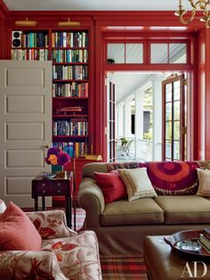 Garden, Home and Party: valentine's red