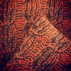 Aran Cable Cushion just listed on #folksy #irish #design #dublin #derby #knitting #digitalprint #interiors