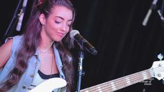 """Alissia Benveniste, """"Let it Out"""" - Live at Berklee College of Music....feat 1688 Member Jomo Slusher"""
