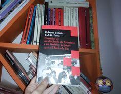 Consejos de un discípulo de Morrison a un fanático de Joyce. Roberto Bolaño & A. G. Porta | Páginas Colaterales