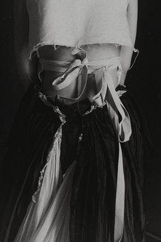 Victorian chic: Elena Dawson SS 2016 by Nikita Krestovskiy for DAD Moscow…
