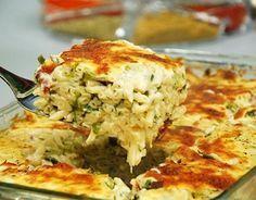 Fırında makarna tarifi Turkish Recipes, Ethnic Recipes, Iftar, Fish Dishes, Quiche, Macaroni, Mashed Potatoes, Yummy Food, Pasta