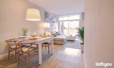 #proyectosabadell #iloftyou #interiordesign #barcelona #sabadell #lowcost #catalunya #ikea #ikeaaddict #livingroom #salon #comedor #bjursta #besta #kivik #sillawegner #osted #boksel #premiar