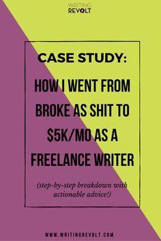 Image titled Start Freelance Writing Step