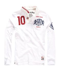 Superdry Valiant Rugby Shirt Polo Masculina, Polo T Shirts, Jeans, Rugby,  Shirt c6d59764582c