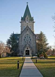 St. Vincent's church, Madison, NJ | Moving to NJ? Visit http://www.uber-movers.com for a free estimate