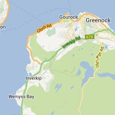 NCN75 Paisley to Gourock Paisley Canal Railway Station Bike ride on Cycle Routes UK - Cycle Route Planner