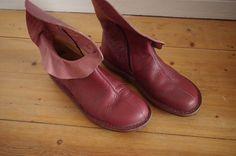 Super süße, super hochwertige Leder-Schuhe von Trippen! Made in Germany!  Sie sind Gr. 41, fallen aber Trippen-typisch grö...