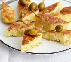 Rezept: Tortilla