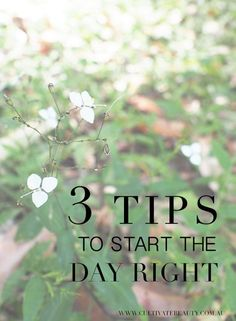 Whether you're a morning person or not, starting the day on a positive note is a great strategy for cultivating more intention, motivation and happiness in our lives.