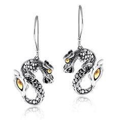 Reis-Nichols Jewelers : John Hardy Dragon Earrings