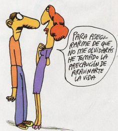 Juan Matías Loiseau -más conocido como Tute- es un humorista gráfico argentino y… Cartoon Jokes, Funny Quotes, Funny Memes, I 3 U, Humor Grafico, Life Humor, Conte, Lol, Thoughts