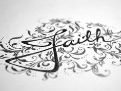 Faith - tattoo inspiration