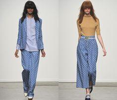 Karen Walker at New York Fashion Week