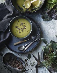 Искусство здоровья: Летние супы для вашего здоровья