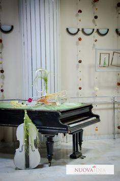 Concept Deco Muzical | Nuova Idea Concept, Deco, Deko, Dekoration, Decor, Decoration, Interiors, Decorating
