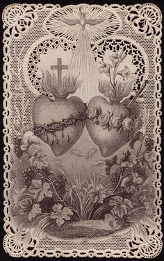 Sacred Heart of Jesus; Immaculate Heart of Mary