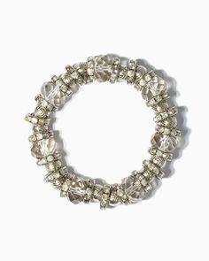 charming charlie | Putting on the Glitz Bracelet | UPC: 450900309046 #charmingcharlie