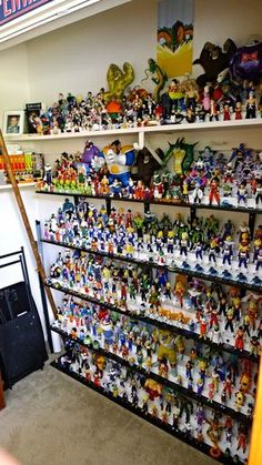 Adrenaline's Collection Project (50% Complete) w/PICS! | DragonBall Figures Toys Gashapons Collectibles Forum Dragon Ball Figures DB DBZ DBGT