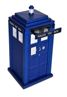 DOCTOR WHO Inspired TARDIS DesktopPC
