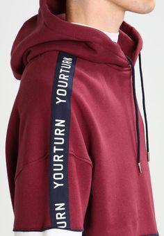 YOURTURN Sweatshirt - dark blue - Zalando.co.uk