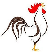 Rooster Painting, Rooster Art, Tole Painting, Rooster Stencil, Chicken Drawing, Chicken Painting, Chicken Crafts, Chicken Art, Animal Drawings