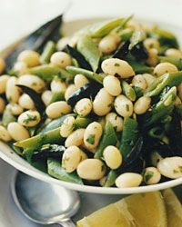 Cannellini-and-Green Bean Salad Recipe on Food & Wine