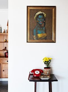 the art of vintage paintings. / sfgirlbybay