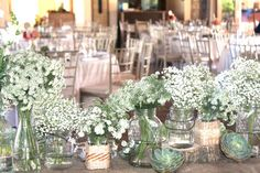 Rustic-Flair-58 Rustic Bohemian Wedding, California Wedding, Tablescapes, Wedding Inspiration, Table Decorations, Floral, Flowers, Home Decor, Style