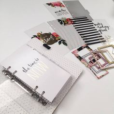 I am super excited!!! I just watched Heidi Swapp unveil the awesome Heidi Swapp memory planner 2016 on Periscope, they look amazing. If you have not seen it go check it out now! Link I love the way they are going to do the weekly layouts. I may have to destash the 2 extra planners I bought in fear that she would not be releasing any new planners, lol. She …