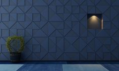 acoustic wall panels blue - Google Search                                                                                                                                                                                 More