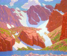 Paul Kauvar Smith: The Sky Pond, 1934