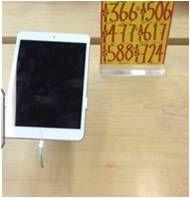 Tara, JB Hifi.  Ipad Mini 32 GB, $479.00