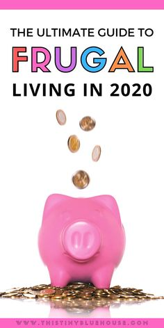 The best frugal living tips for Tips & tricks to start living a more frugal lifestyle this year. Learn to save money and live well - within your means Best Money Saving Tips, Ways To Save Money, Money Tips, Saving Money, How To Make Money, Frugal Family, Frugal Living Tips, Frugal Tips, Get Cash Fast