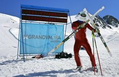 NEW GUINESS WORLD SPEED RECORD 145,875km/h on CROSS COUNTRY ski !!!