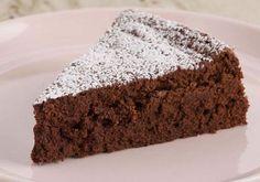 Receta de Pastel de Chocolate Francés Sin Gluten