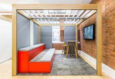 Platforms Modular Seating : Genesys Office Furniture