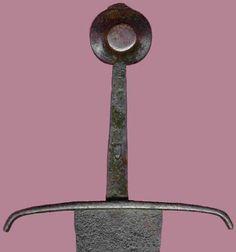 Mediaeval Sword Virtual Museum X.4 Hilt